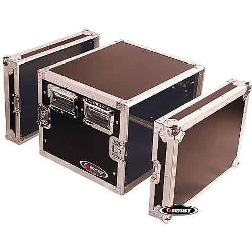 Odyssey Innovative Designs FZAR8 Flight Zone Eight Space Amp Rack Case