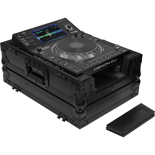 Odyssey Innovative Designs FZCDJBL CD Player Flight Case