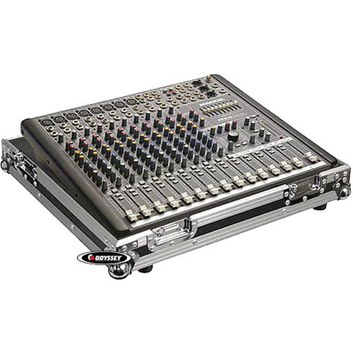 Odyssey Innovative Designs FZCFX12 Flight Zone Live Sound Mixer Case