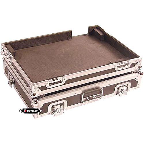 Odyssey Innovative Designs FZCFX16 Flight Zone Live Sound Mixer Case