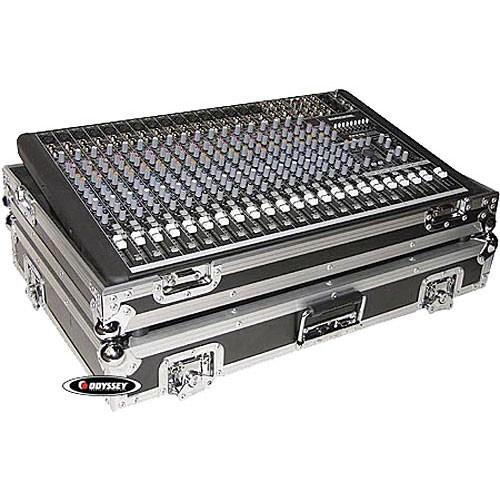 Odyssey Innovative Designs FZCFX20 Flight Zone Live Sound Mixer Case