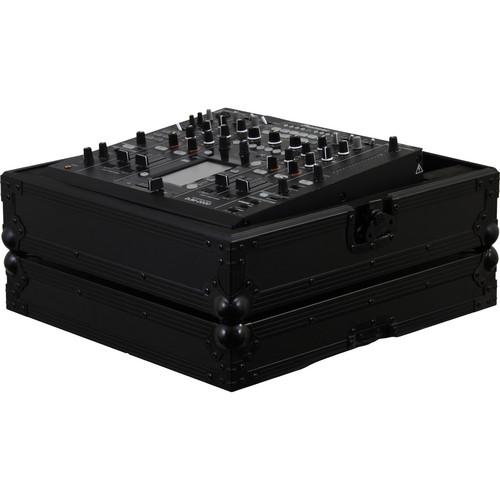 Odyssey Innovative Designs FZDJM2000BL Black Label Flight Zone Pioneer DJM-2000 DJ Mixer Case (Black)