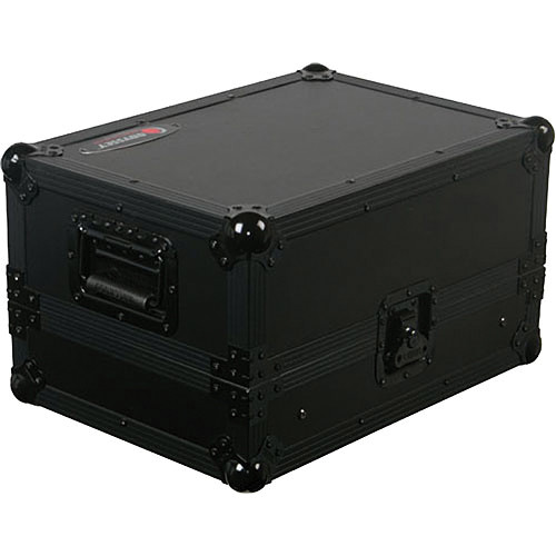 "Odyssey Innovative Designs FZGS10MIXBL Flight Zone Glide Style 10"" DJ Mixer Case"