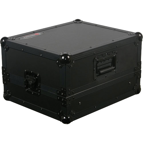 "Odyssey Innovative Designs FZGS12MIXBL Flight Zone Glide Style 12"" DJ Mixer Case"
