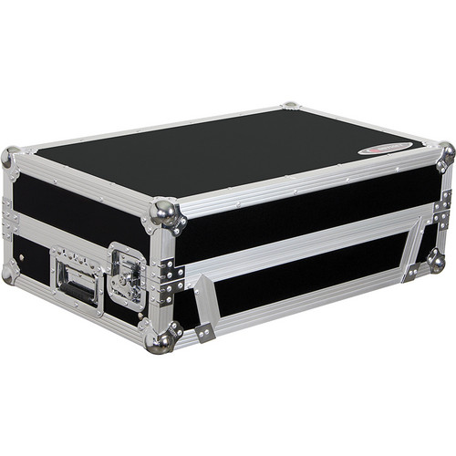 Odyssey Innovative Designs FZGSMIXDECKGT ATA Flight Zone Case: (Chrome on Black)