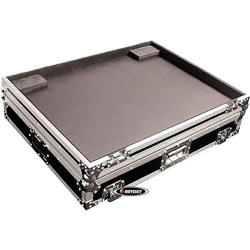 Odyssey Innovative Designs FZMG2414W Flight Zone Live Sound Mixer Case