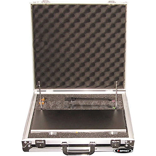 Odyssey Innovative Designs FZWIRELESS Flight Zone Wireless Mic Case (Black)