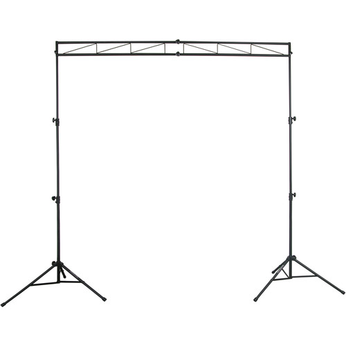 Odyssey Innovative Designs MTS-8 Compact Lighting Mobile Truss System (Black)