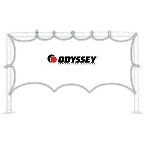 Odyssey Innovative Designs Scrim Werks Projection Stretch Screen