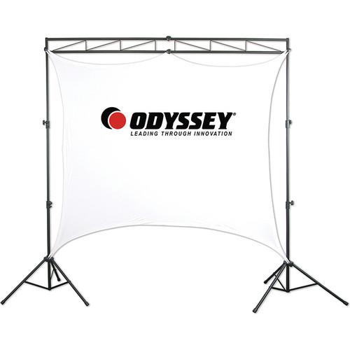 "Odyssey Innovative Designs LTMVSS8 VSS-8 Mobile Video Screen System (6'8"" x 5')"