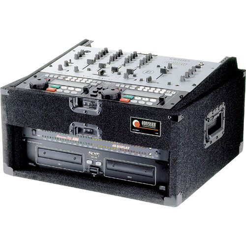 Odyssey Innovative Designs PRO103 Combo Rack Pro Series Case