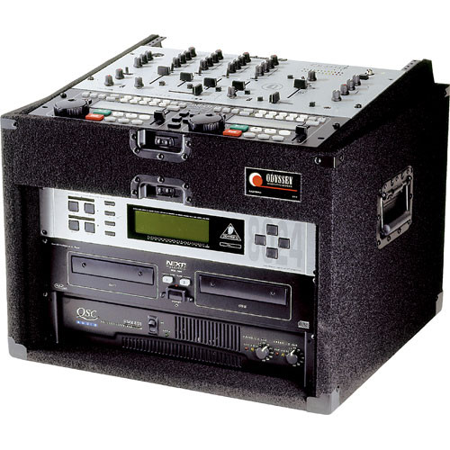 Odyssey Innovative Designs PRO106 Combo Rack Pro Series Case
