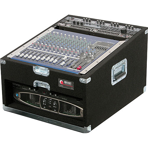 Odyssey Innovative Designs PRO133 Combo Rack Pro Series Case