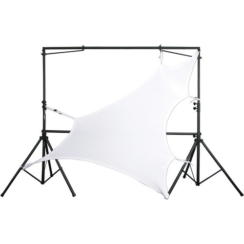 "Odyssey Innovative Designs SWT6088 Scrim Werks 60 x 80"" Triangular Scrim (White)"
