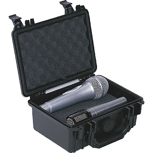 Odyssey Innovative Designs VUXS Vulcan Series Utility Case, Extra Small (Black)