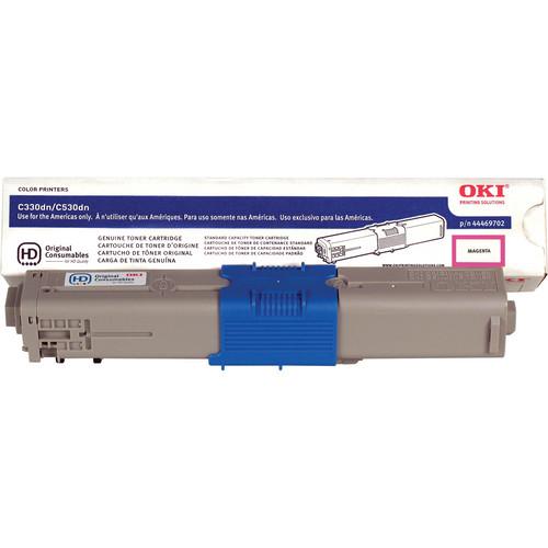 OKI C17 Magenta Toner Cartridge