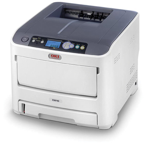 OKI C610n Digital Color Printer