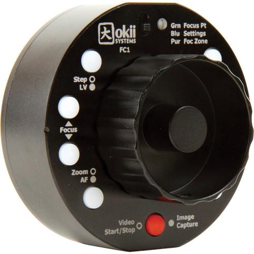 Okii Systems FC1 USB Focus Controller