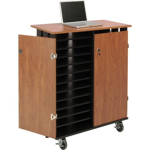 Oklahoma Sound LCSC Laptop Charging and Storage Cart