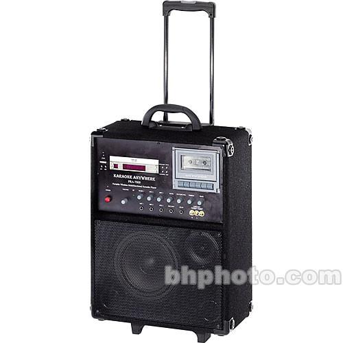 Oklahoma Sound PRA-7000 100W Portable PA System