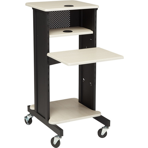 Oklahoma Sound PRC200 Multi-Use Presentation Cart