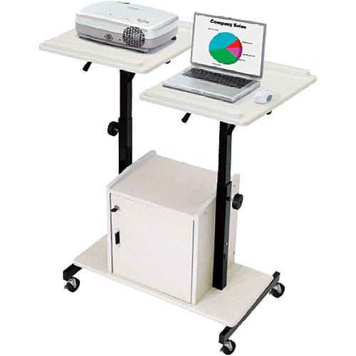 Oklahoma Sound PRC300 Deluxe Presentation Cart