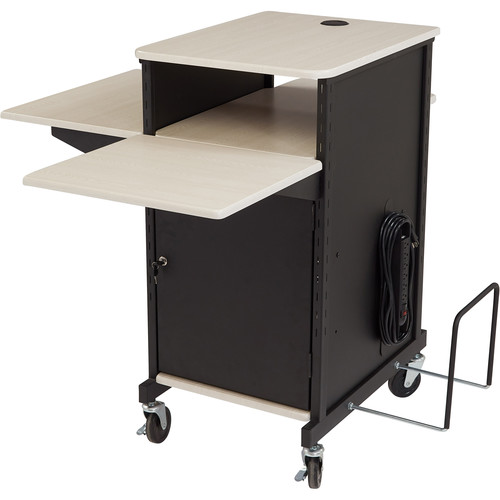 Oklahoma Sound PRC-450 Jumbo-Plus A/V Presentation Cart