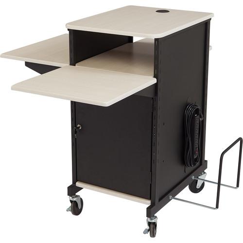 Oklahoma Sound PRC-450 Jumbo-Plus A/V Presentation Cart