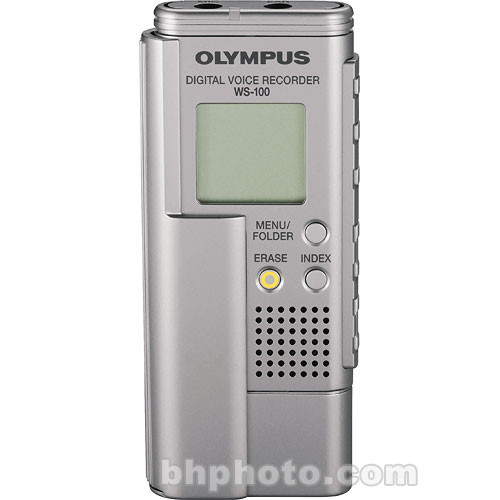 Olympus WS-100 Digital Voice Recorder