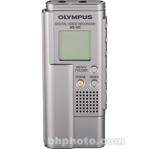 Olympus WS-100 Digital Voice Recorder