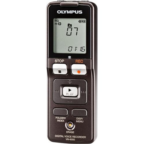 Olympus VN-6000 Digital Voice Recorder (1GB)