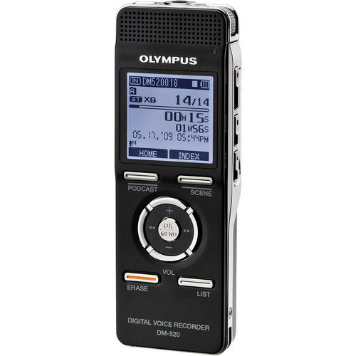 Olympus DM-520 Digital Voice Recorder