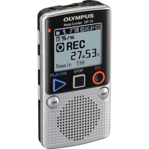 Olympus DP-10 Digital Voice Recorder