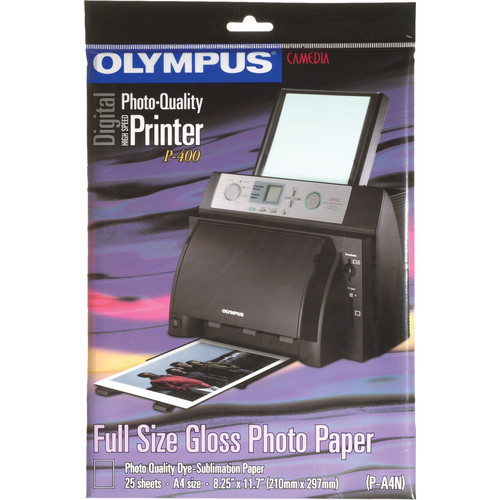 Olympus PA4-NU Standard Paper (25 sheets)