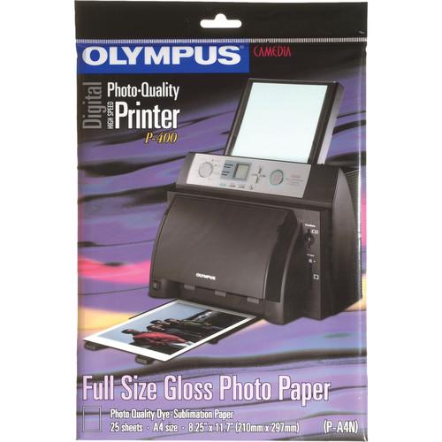 Olympus PA4-NU Standard Paper (25 sheets)