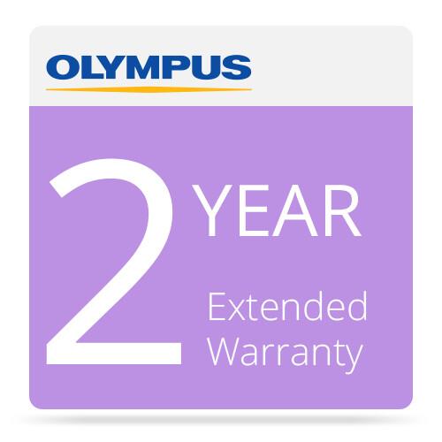 Olympus 2 Year Extended Warranty