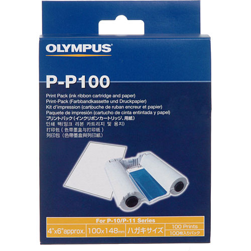 Olympus P-P100 Print Pack
