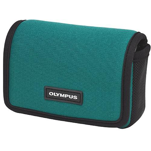 Olympus Neoprene Sports Horizontal Case (Green)