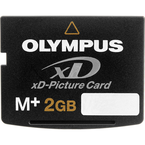 Olympus 2GB xD-Picture Card M Plus