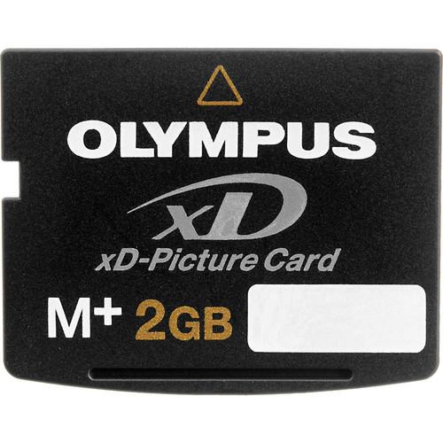 Olympus 2GB xD-Picture Card M Plus