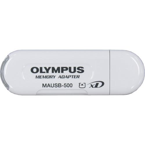 Olympus MAUSB-500 USB Reader/Writer