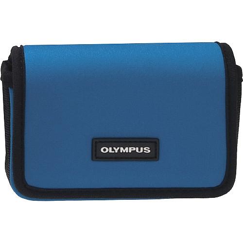 Olympus Neoprene Sports Horizontal Case (Aqua)