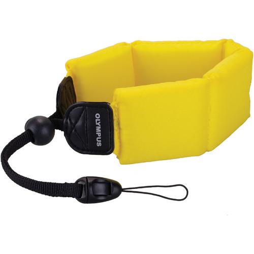Olympus Floating Wrist Strap (Yellow)