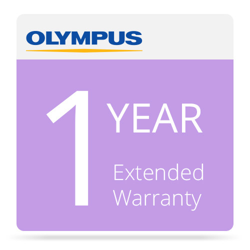 Olympus 1-Year Extended Warranty for Olympus Digital Compact Cameras