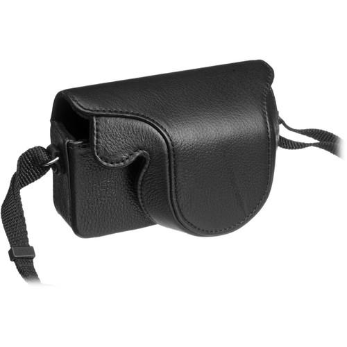 Olympus Leather Case for XZ-1 Camera (Black)