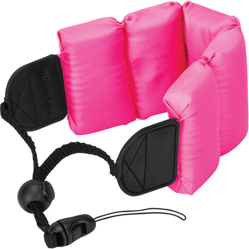 Olympus Floating Wrist Strap (Pink)