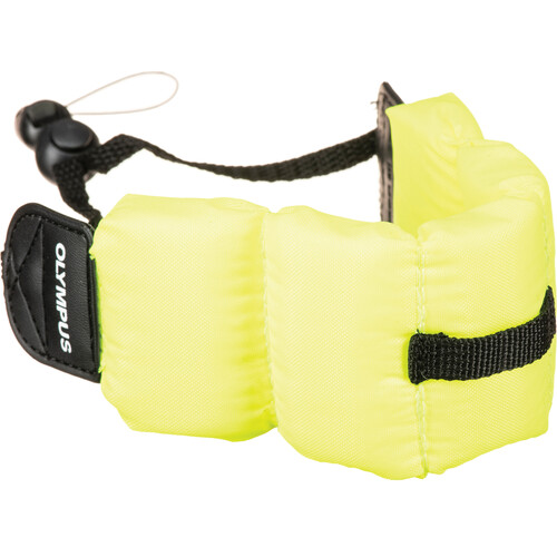 Olympus Floating Wrist Strap (Green)