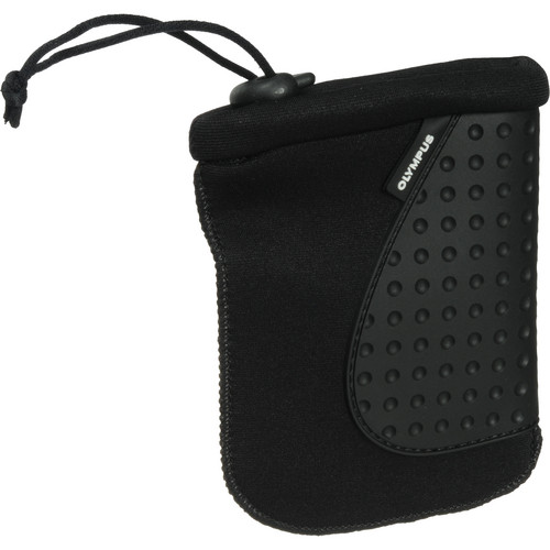 Olympus Compact Neoprene Camera Pouch (Black)