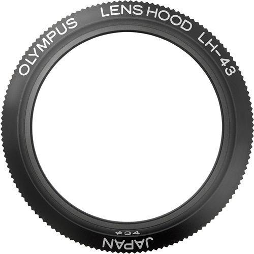 Olympus LH-43 Lens Hood for Olympus 25mm f/2.8 Zuiko Lens