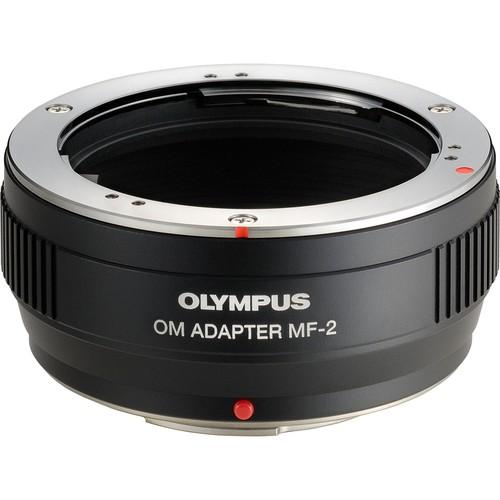 Olympus MF-2 OM Lens Adapter